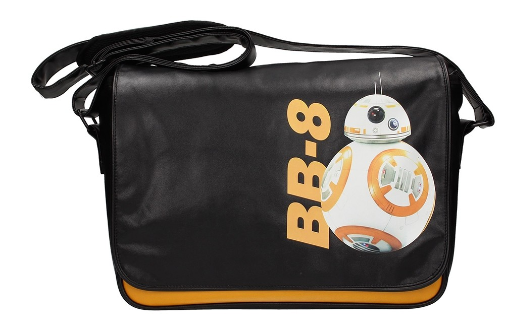 Star Wars EP7 BB-8 Mailbag with flap