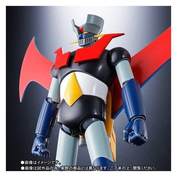Soul of Chogokin Mazxinger Z DC Anime color Version GX-70 SP