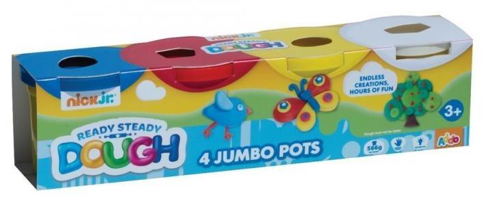 Nick JR 4 Jumbo Pots