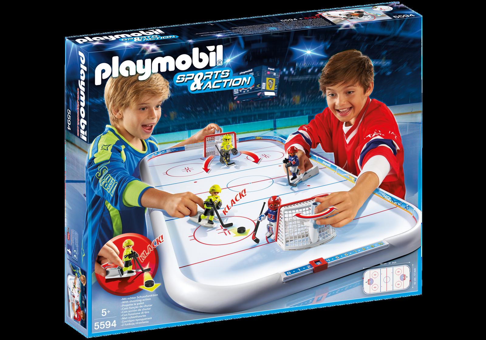 Arena Hockey su ghiaccio
