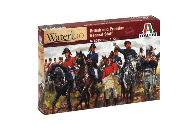 Waterloo (200 years) british & prussian gen.st