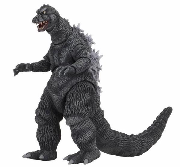 Godzilla 1964 Head to tail Action Figure