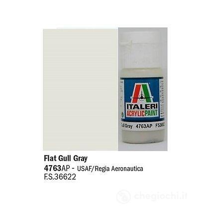 Flat Gull Gray
