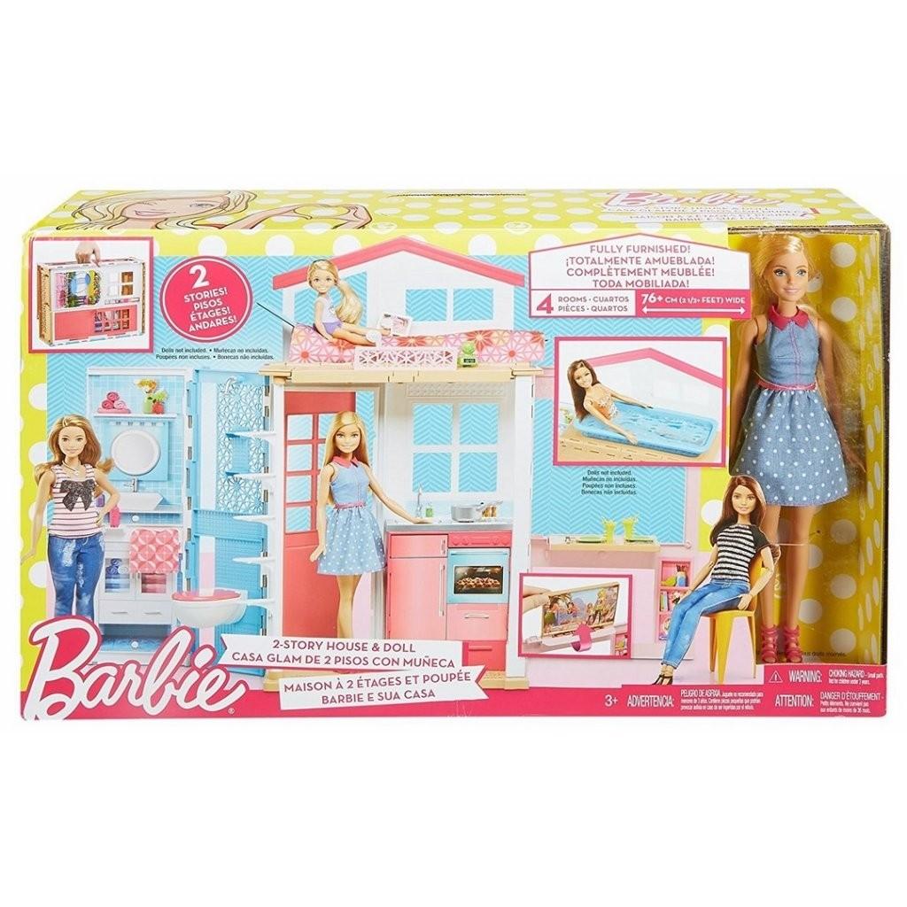 Barbie casa mobile Mattel