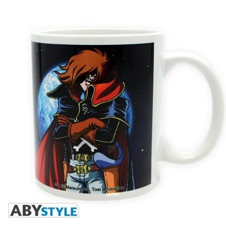 Mug Captain Harlock by Abysse corp
