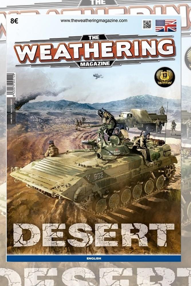The weathering mag 13 desert English version