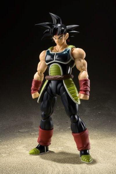 Dragon Ball Z Bardock S.H. Figuarts