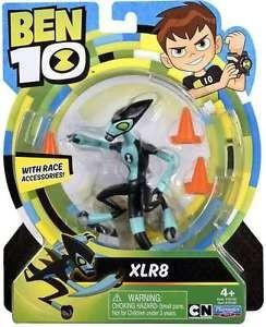 Ben 10 XLR8