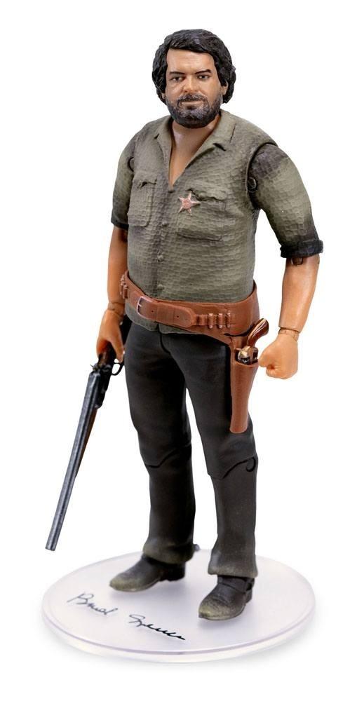 Bud Spencer Action Figure Bambino