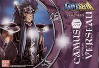 Bandai Europe Acquarius Camus Hades version
