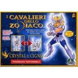 Cavalieri dello zodiaco Crsytal il Cigno Giochi Preziosi