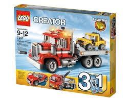 Lego Camion Autotrasporto 7347