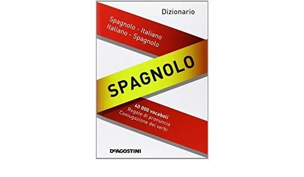 Japan style dizionario spagnolo italiano de agostini for Traduzione da spagnolo a italiano