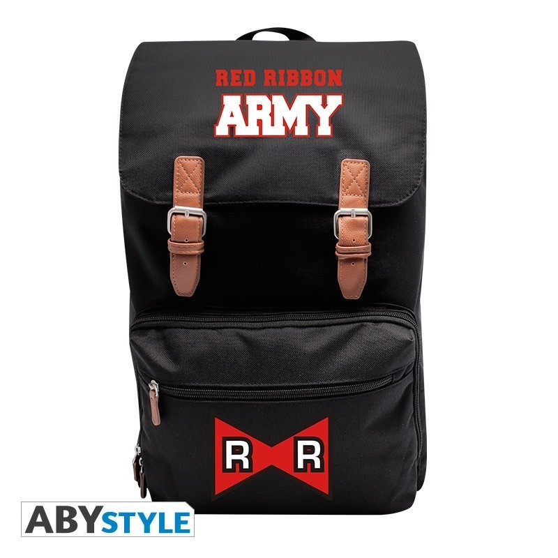"DRAGON BALL - XXL Backpack ""DBZ/ Red Ribbon"""