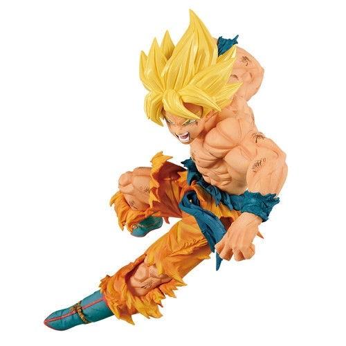 Dragonball Z Match Mahers Son Goku Super Saiyan