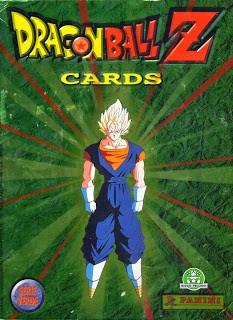 Dragon Ball album green serie