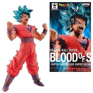 Dragon Ball Super Blood of Saiyan God Goku