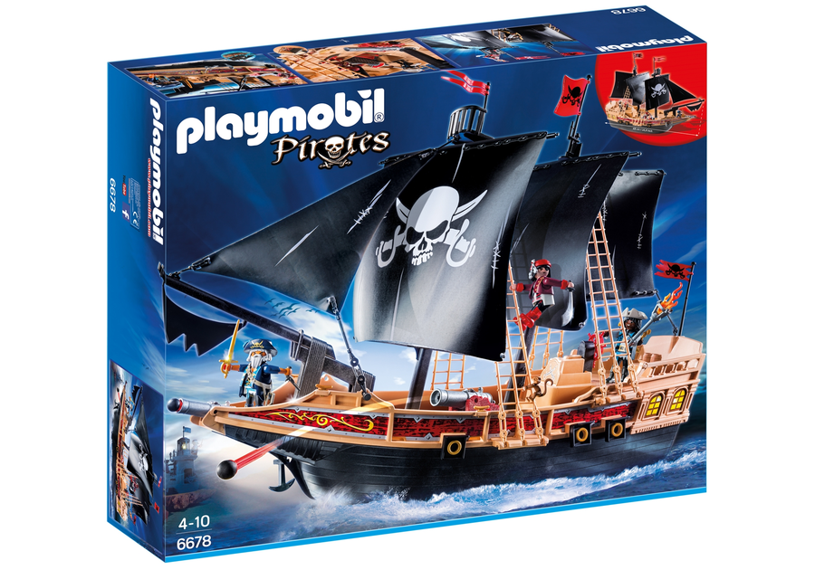 Galeone dei Pirati by Playmobi