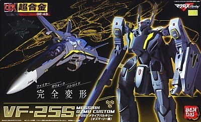 VF-25S Messiah Ozman Custon GE-43