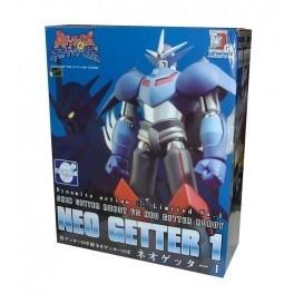 GETTER - Die Cast 1 Shin Getter vs Neo Getter 1