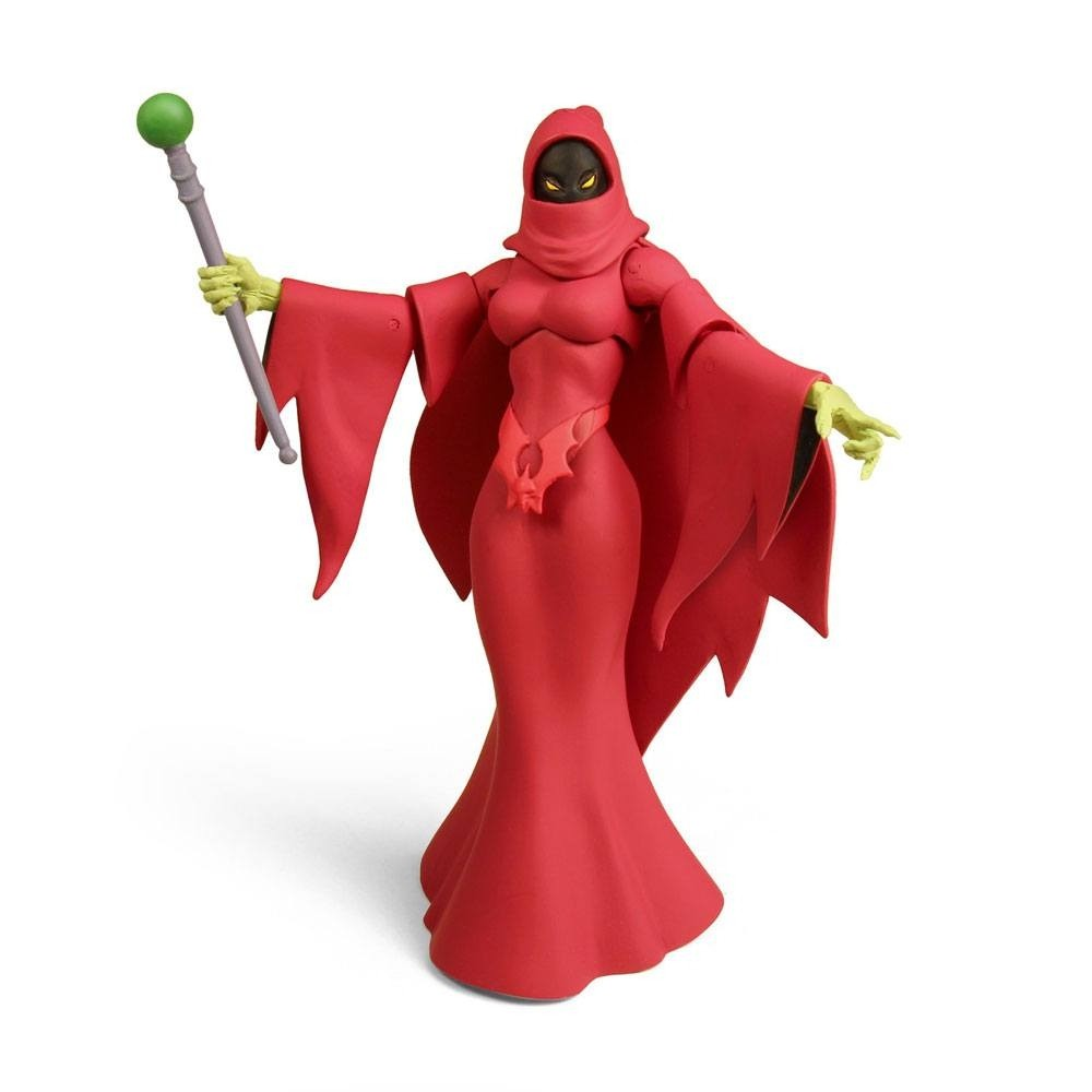 Masters of the Universe Classics Action Figure Club Grayskull Wave 4 Shadow Weaver