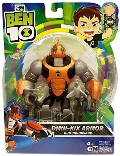 Ben 10 Ben Omni-Kix Armor Humungousaue