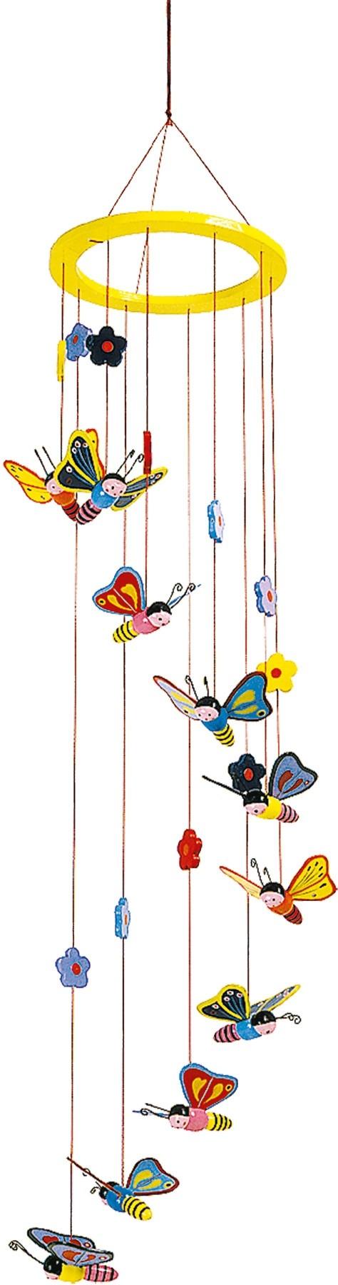 Giostrina farfalle