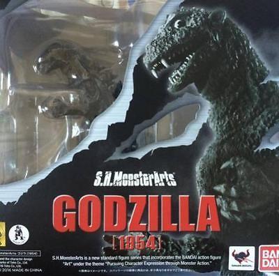 Monsterart Godzilla 1954