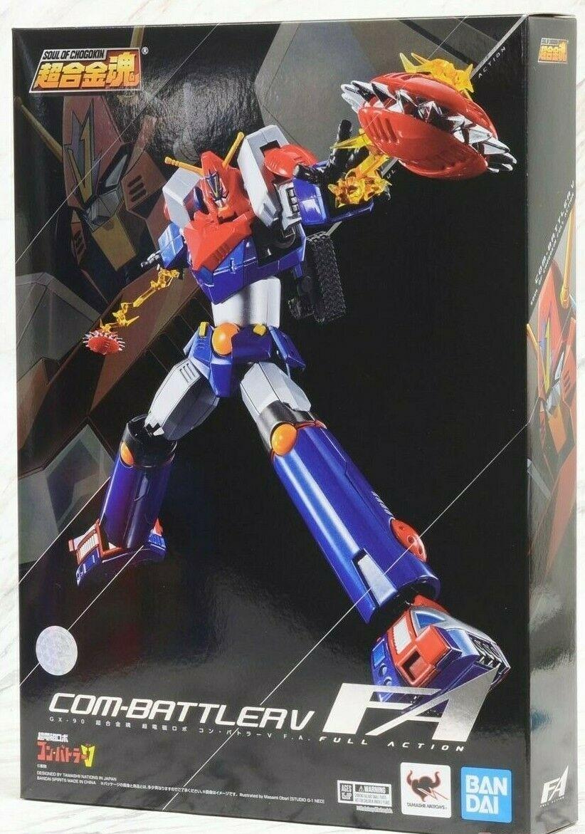 Soul of Chogokin GX-90 Super Combattler V.F.A.