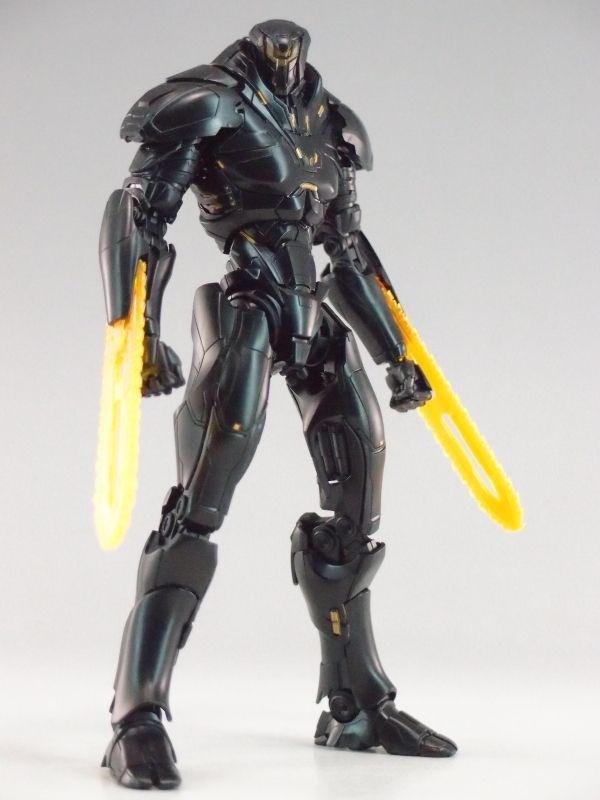 Pacific Rim Obsidian Fury set Metallic ver. Bandai