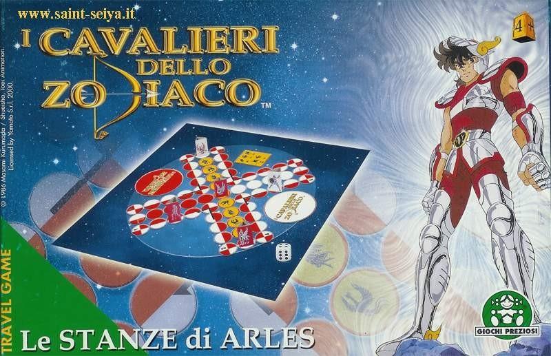 Cavalieri dello zodiaco Le stanze di Arles Giochi Preziosi