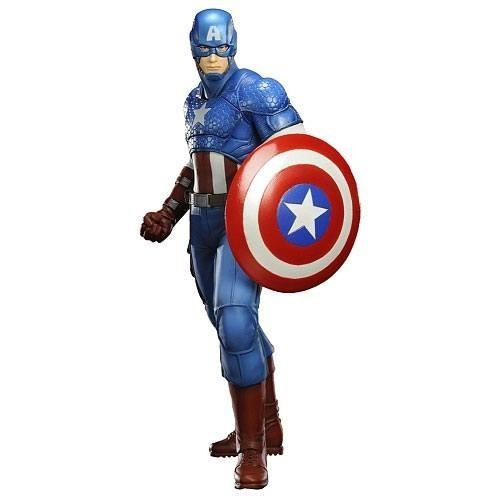 Marvel Comics ARTFX+ PVC Statue 1/10 Captain America (Avengers Now)