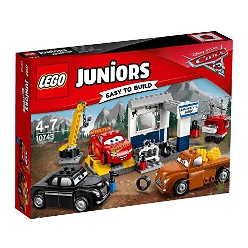 Juniors il Garage di Smokey Lego 10743