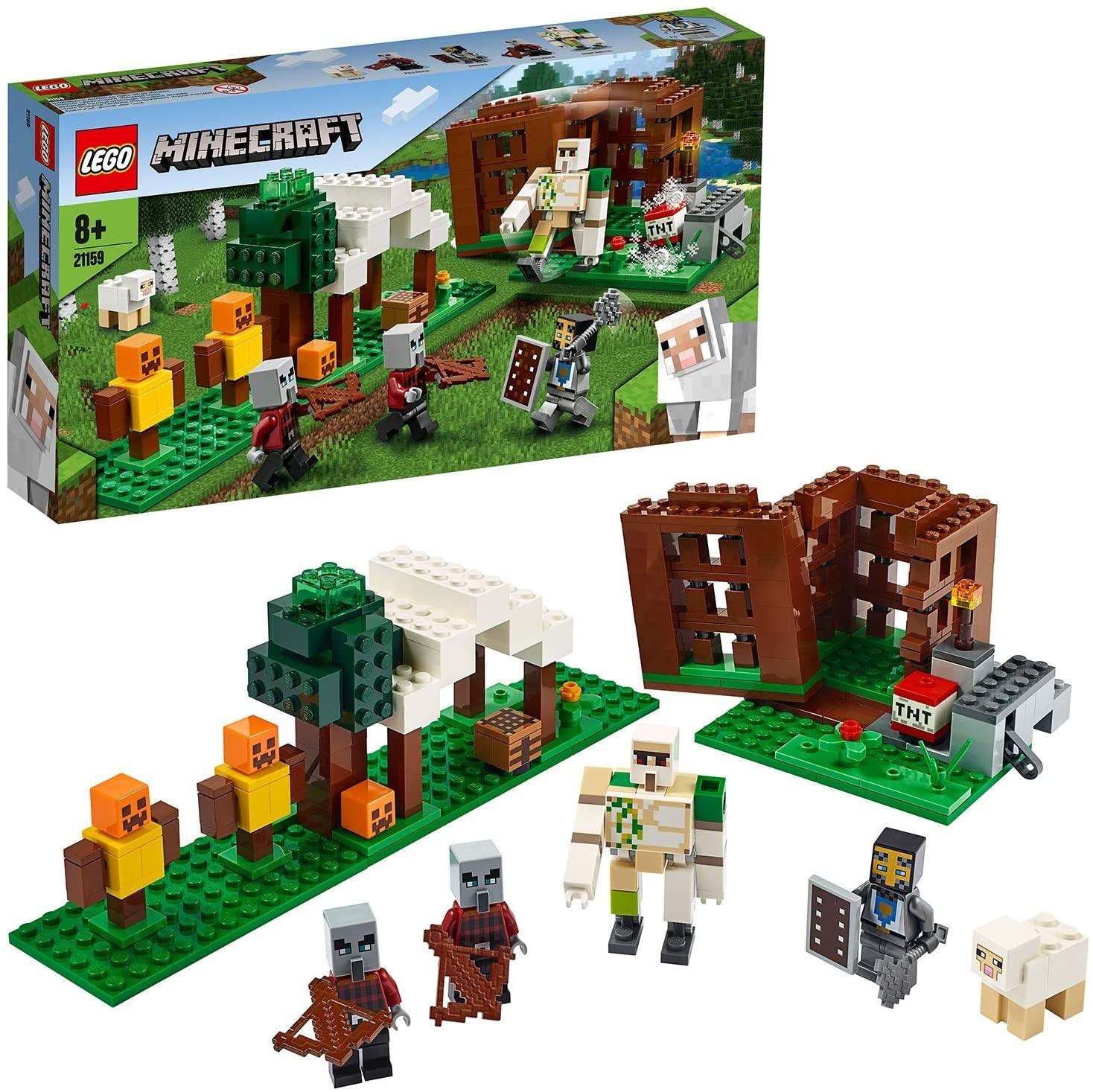 Lego 21159 – L'avamposto del saccheggiatore