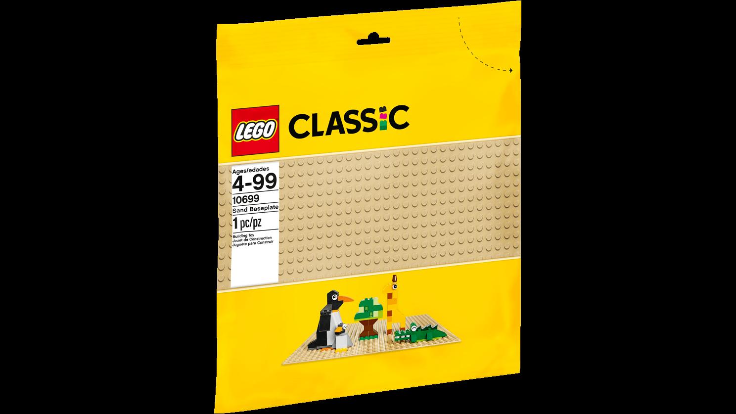Lego Base 10699