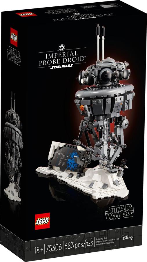 Lego Star Wars 75306 Droide Sonda Imperiale