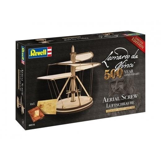 Leonardo da Vinci Aerial Screw