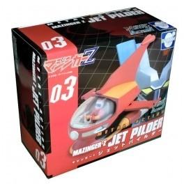 Metal Action No.3 Mazinger Z Jet Pileder