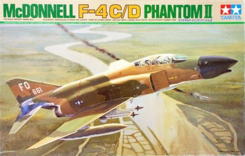 McDonnell Douglas F-4C/D Phantom II Tamiya