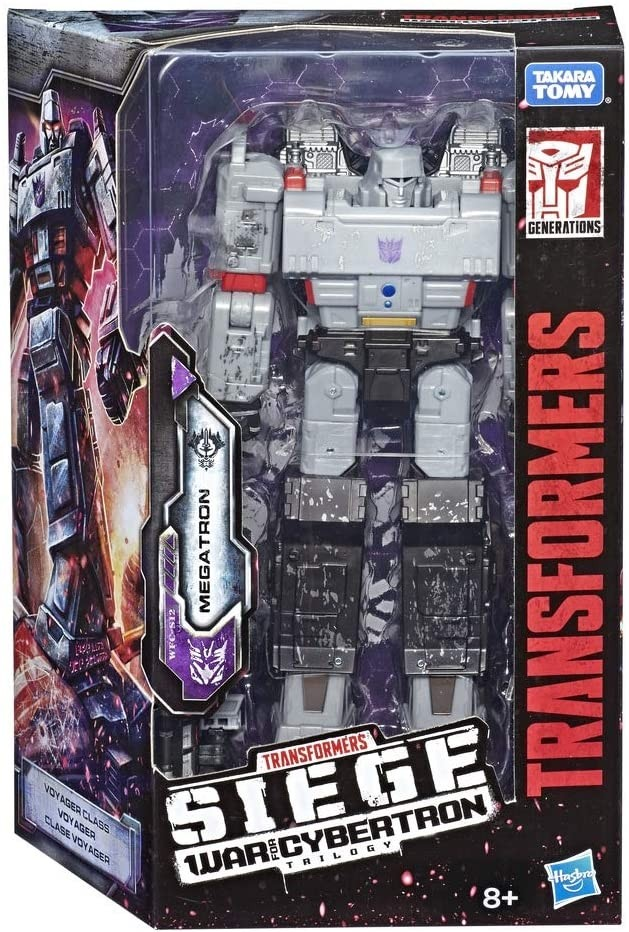 Transformers Generations - Megatron, War for Cybertron: Siege Action figure