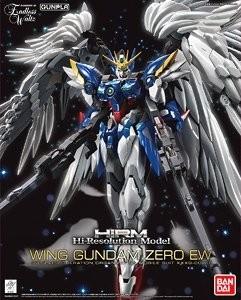 MG Wing Gundam Zero EW HI Resol Bandai