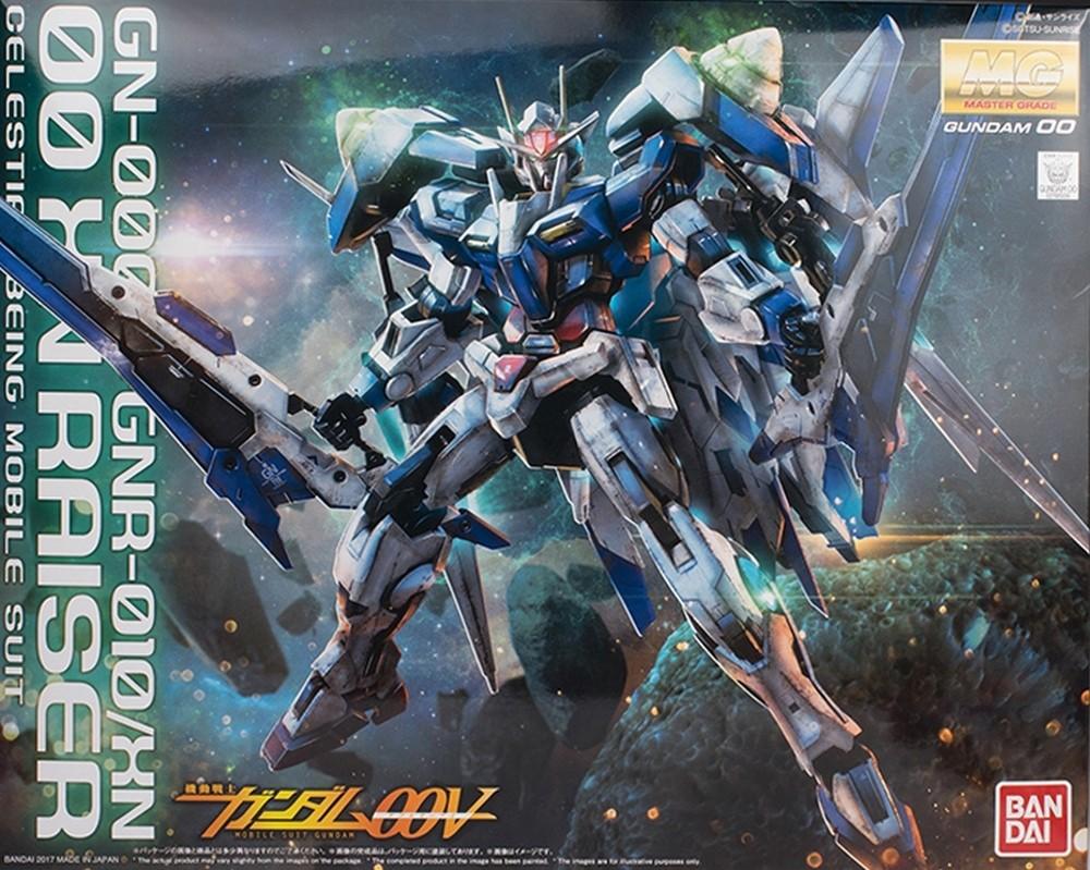 MG 00 Raiser XN Premium Bandai