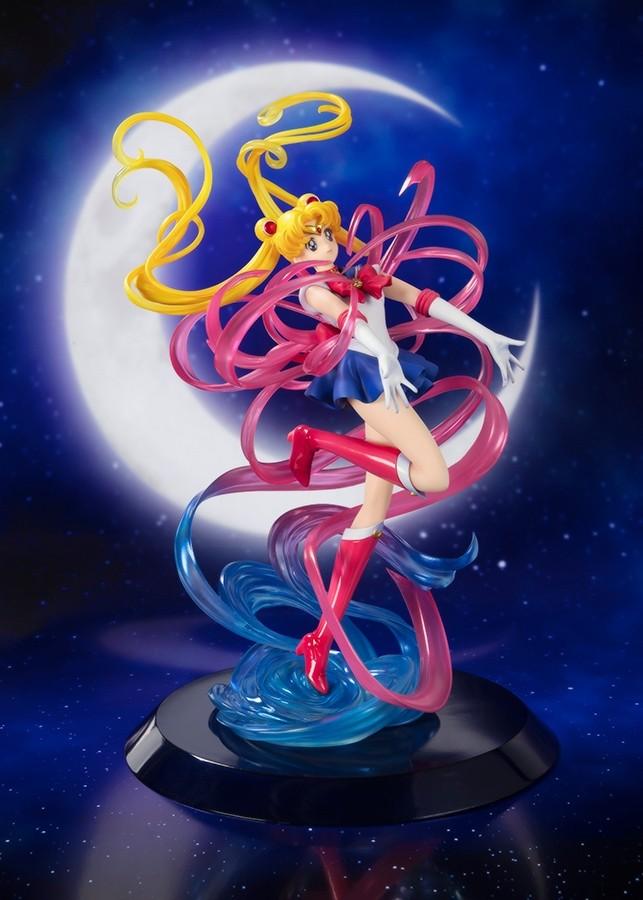 Sailor Moon Zero Chouette Moon Crystal