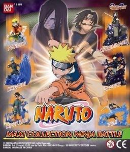 Naruto Collection Ninja Battle
