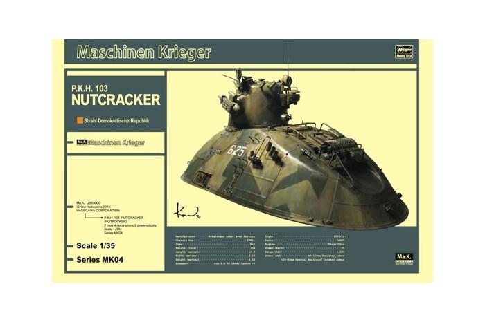 P.K.H. 103 Nutcracker