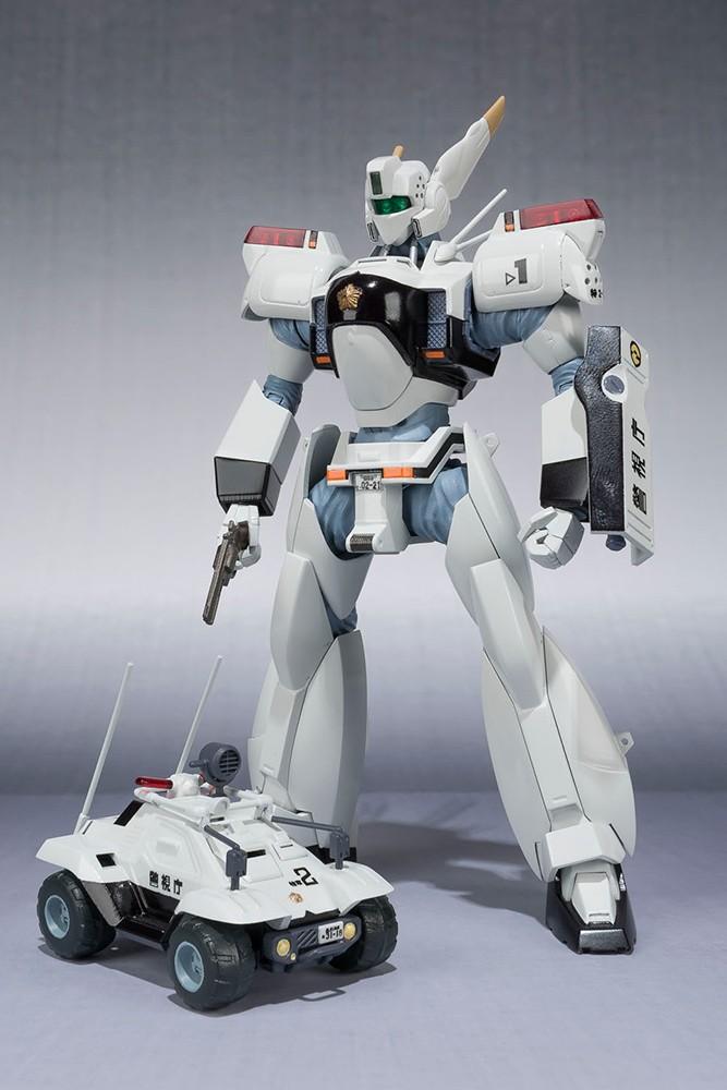 Robot Spirits Patlabor Ingram 1ST Bandai
