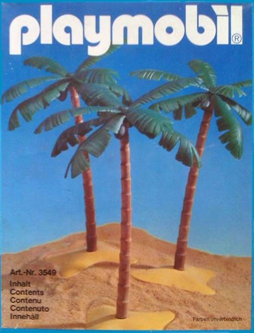 Playmobil Palme 3549