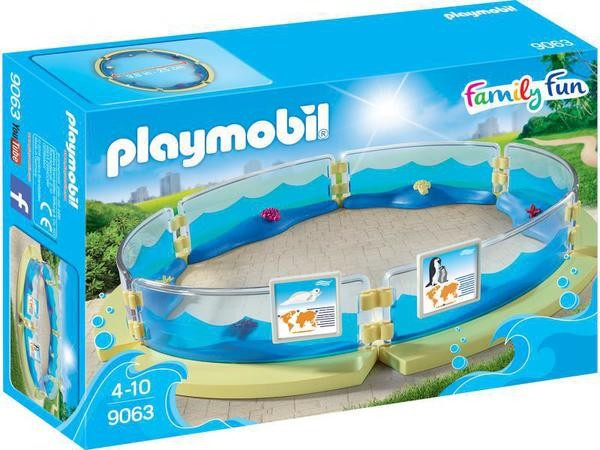 Japan style vasca per i pesci playmobil articoli da for Vasca per pesci