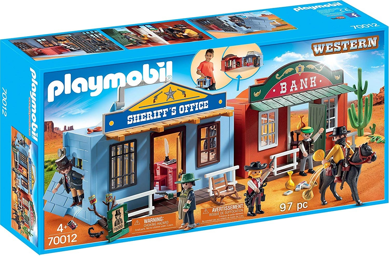 Playmobil Western Village