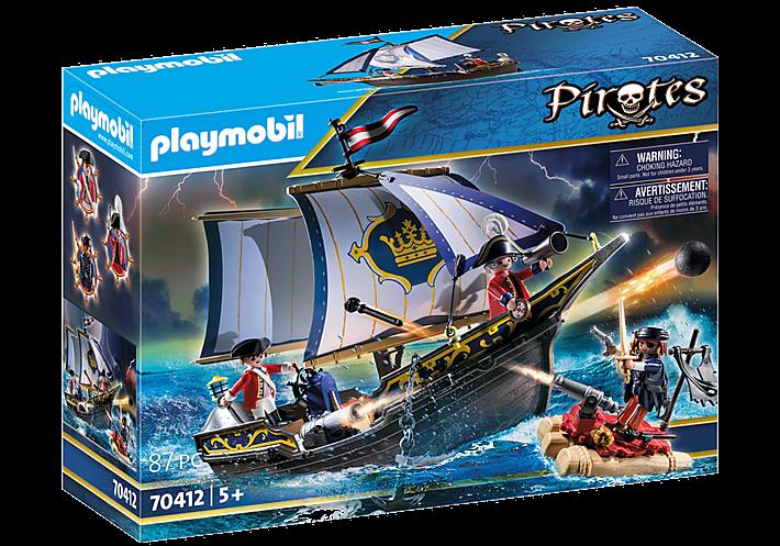 Playmobil 70412 – Nave della Marina Reale